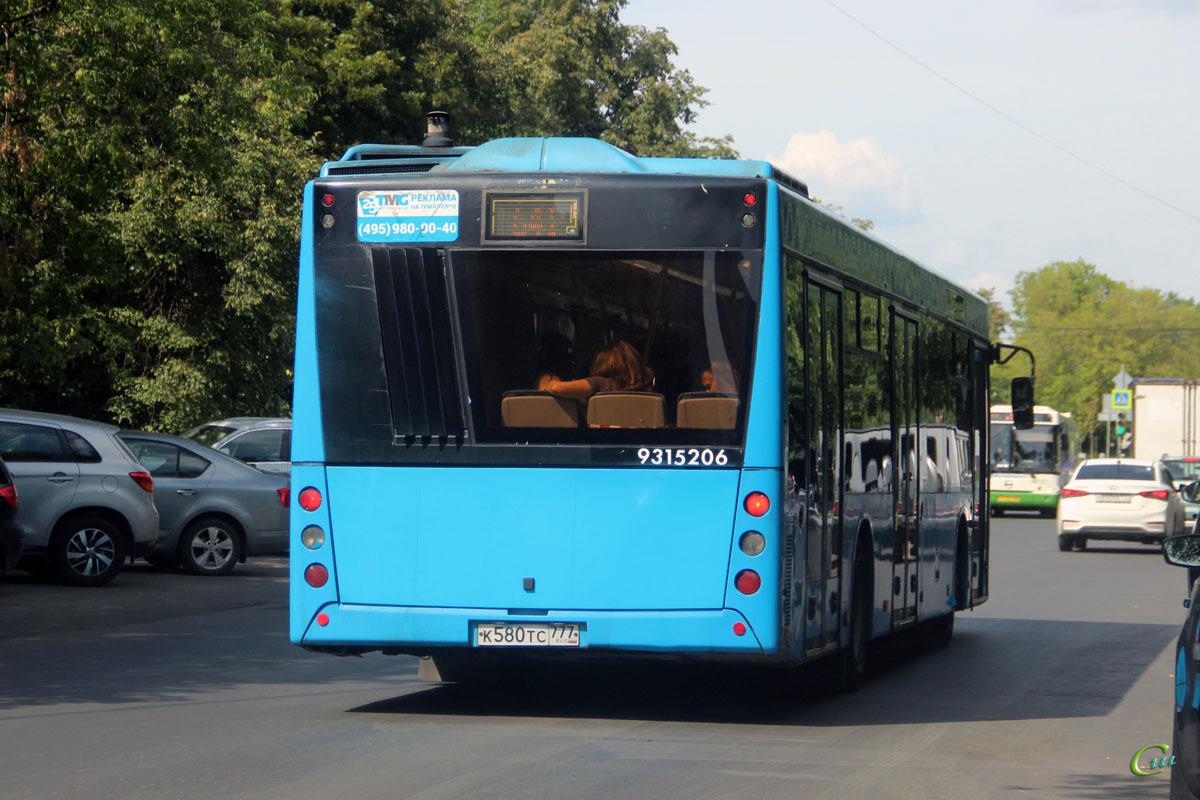 Москва. МАЗ-203.069 к580тс