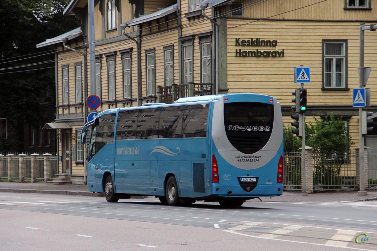 Таллин. Irizar Century III 620 MGP