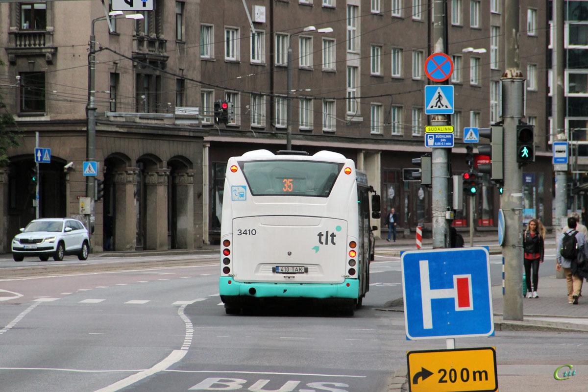 Таллин. Scania OmniLink CK310UA 410 TAK