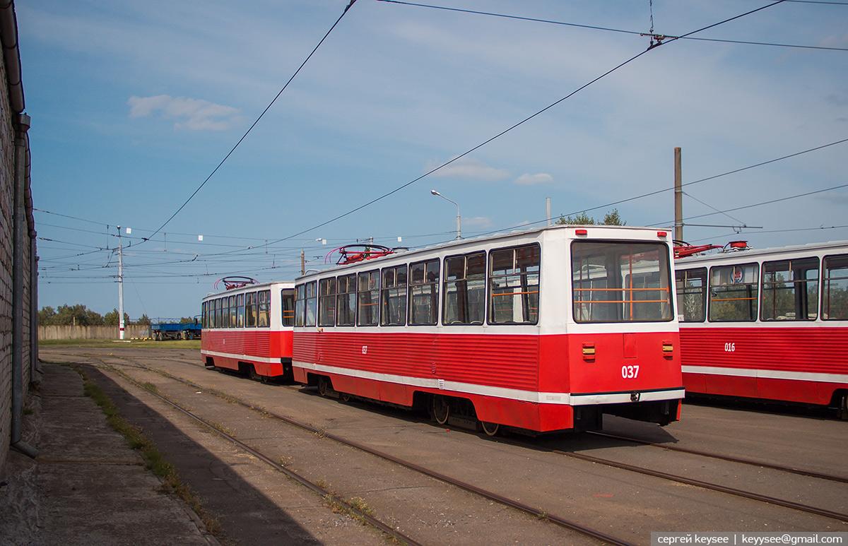 Мозырь. 71-605 (КТМ-5) №037
