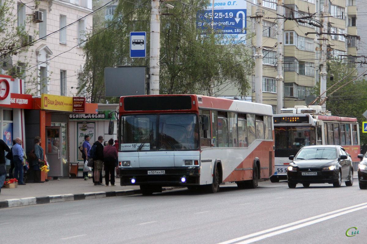 Тамбов. МАЗ-104.021 н501кн