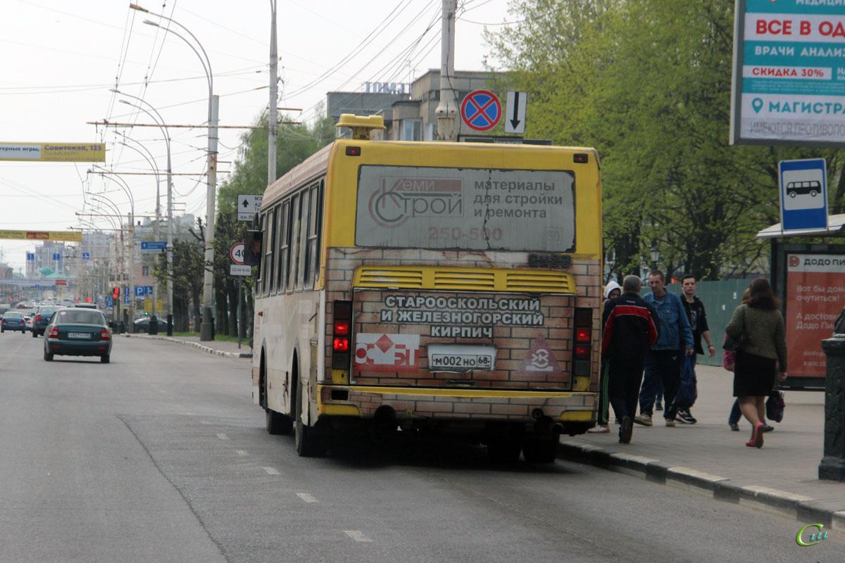 Тамбов. ЛиАЗ-5256.36 м002но