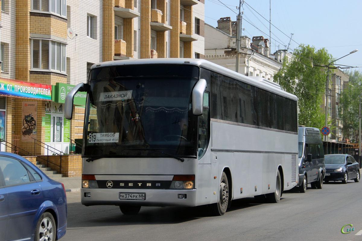 Тамбов. Setra S315GT-HD н374рк