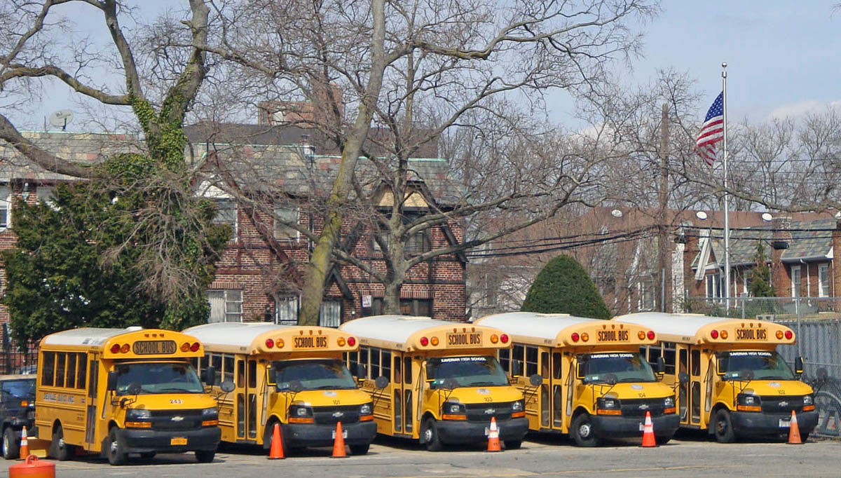 Нью-Йорк. Thomas Minotour 29480-SH, Mid Bus Guide №101, Mid Bus Guide №103, Mid Bus Guide 50942-BA, Mid Bus Guide №104