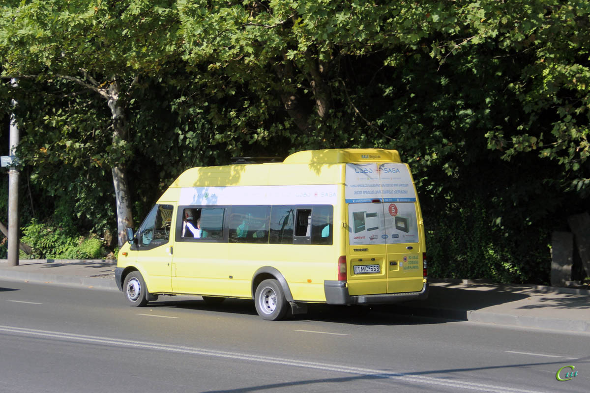 Тбилиси. Avestark (Ford Transit) TMC-568