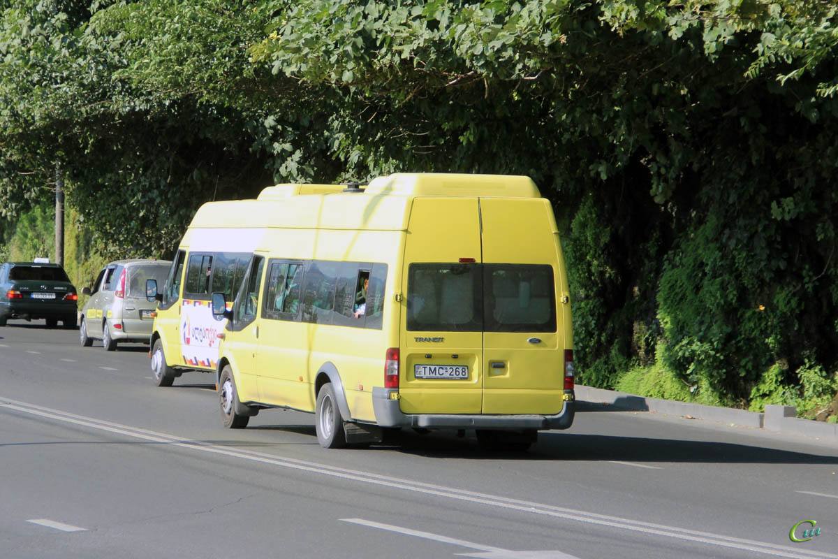 Тбилиси. Avestark (Ford Transit) TMC-268