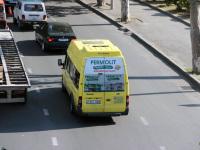 Тбилиси. Avestark (Ford Transit) TMC-986