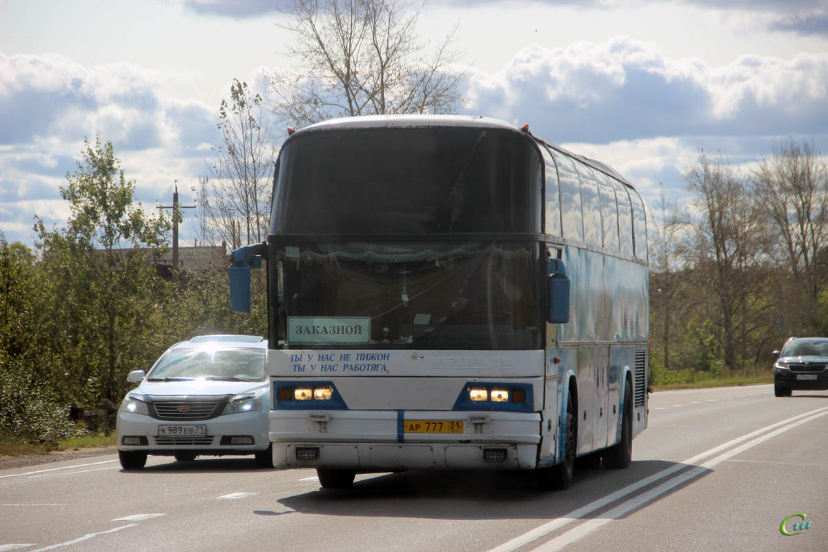 Тула. Neoplan N116 Cityliner ар777