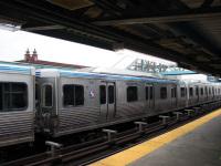 Филадельфия. Adtranz SEPTA M-4 № 1089