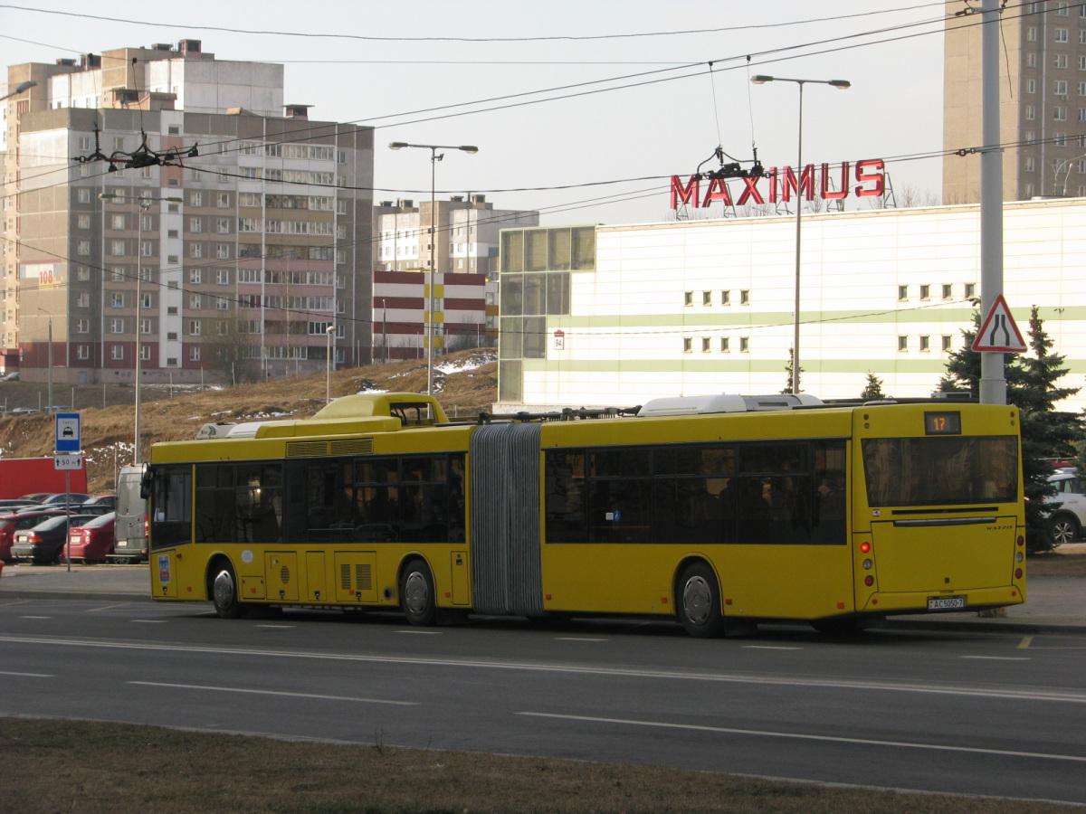 Минск. МАЗ-215.069 AC5050-7