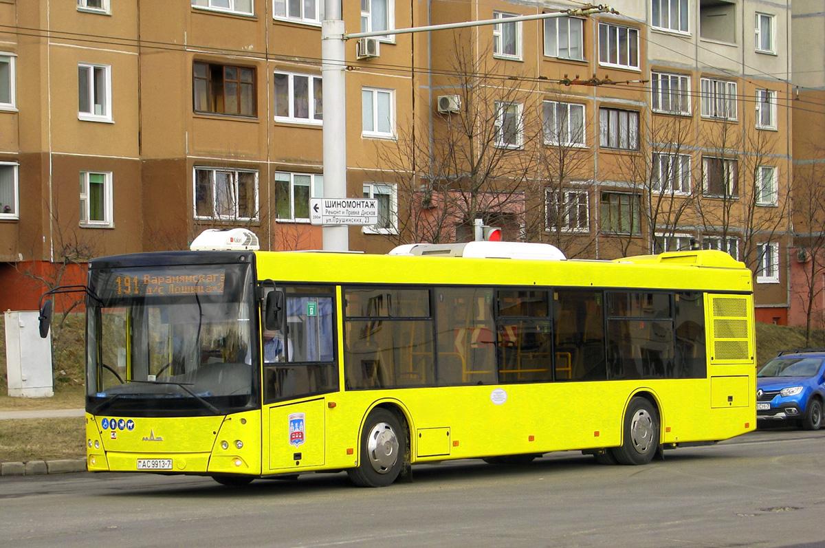 Минск. МАЗ-203.016 AC9913-7