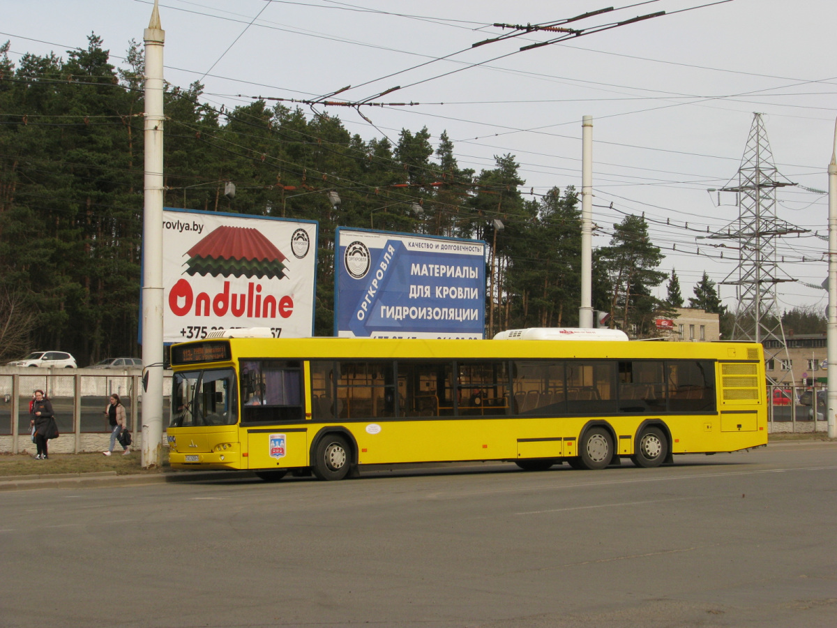 Минск. МАЗ-107.485 AC5259-7