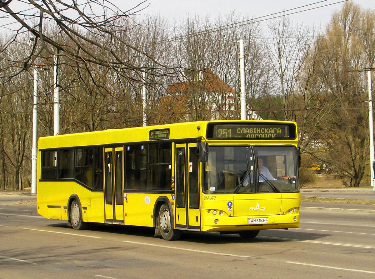 Минск. МАЗ-103.562 AH6153-7