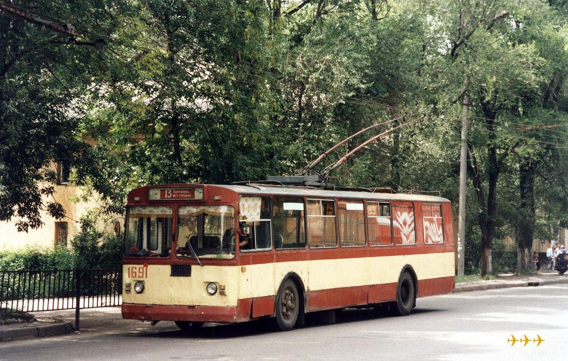 Донецк. ЗиУ-682ГН №1691