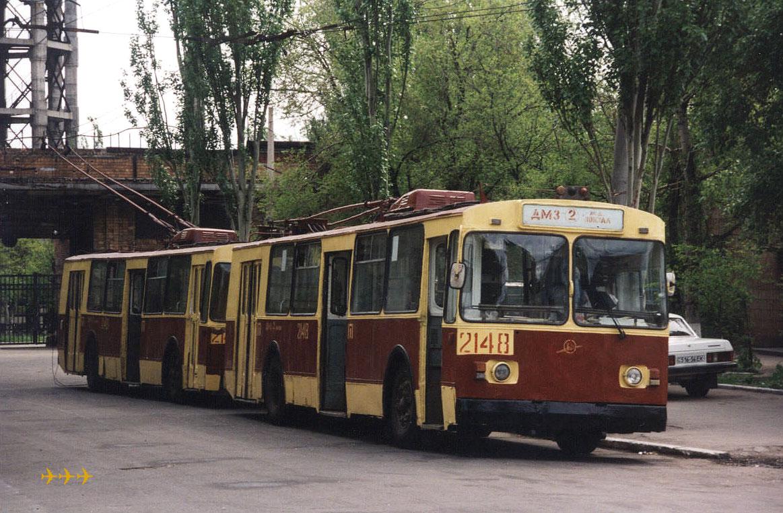 Донецк. ЗиУ-682В00 №2148, ЗиУ-682В00 №2149