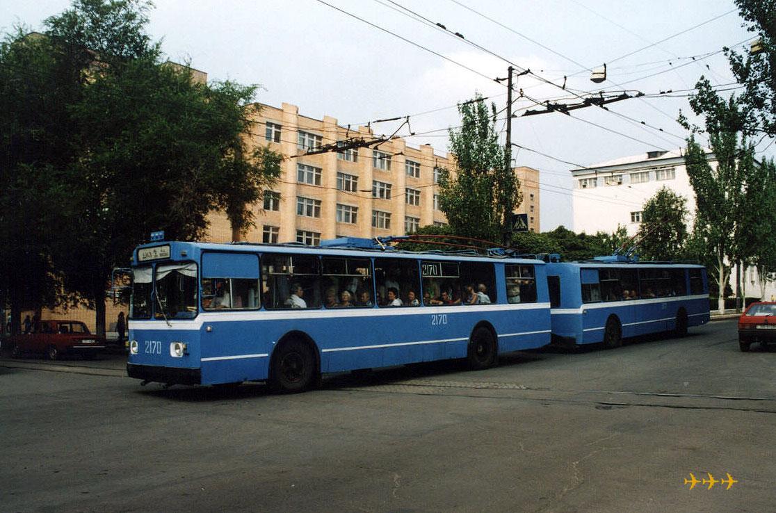 Донецк. ЗиУ-682В-012 (ЗиУ-682В0А) №2170, ЗиУ-682В-012 (ЗиУ-682В0А) №2171