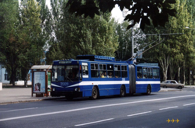 Донецк. ЮМЗ-Т1 №2009