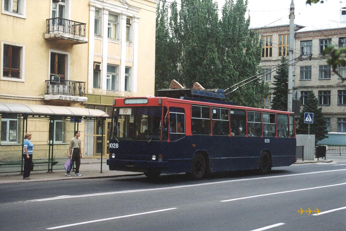 Донецк. ЮМЗ-Т2 №1028