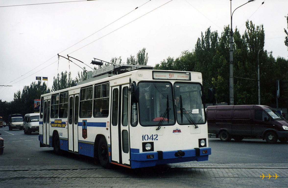 Донецк. ЮМЗ-Т2 №1042