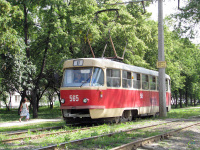 Харьков. Tatra T3SU №565