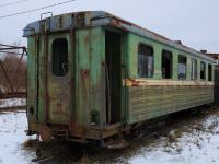 Шарья. Пассажирский вагон ПВ-40 № 5374