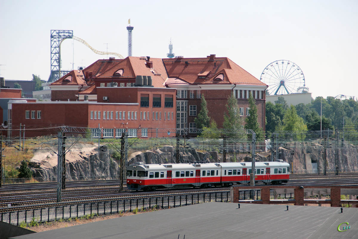Хельсинки. Sm2-6084, Sm2-6284