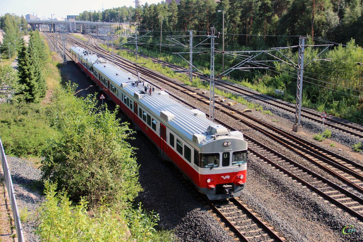 Хельсинки. Sm2-6074, Sm2-6089, Sm2-6274, Sm2-6289