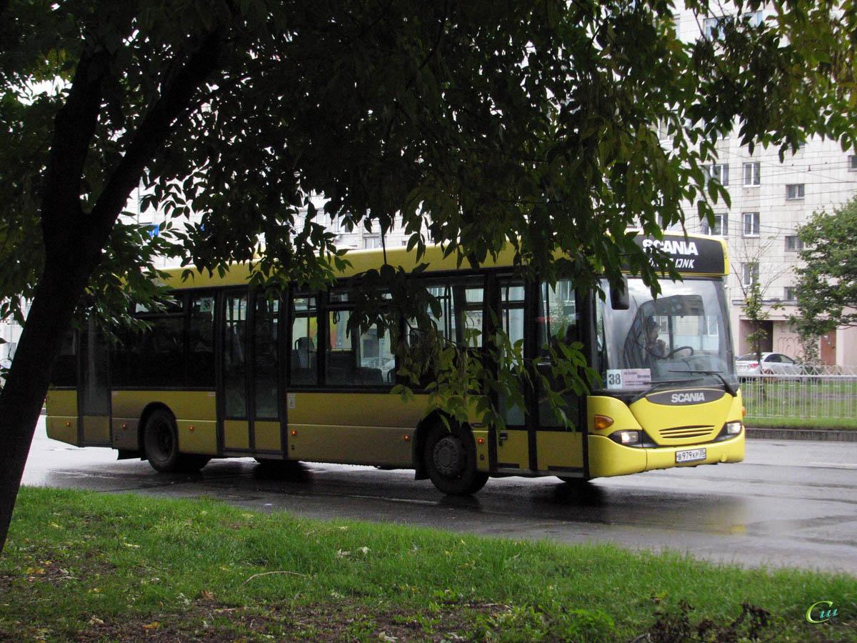 Череповец. Scania OmniLink CL94UB в979кр