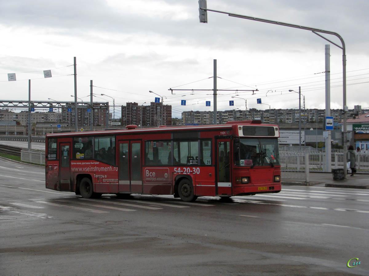Череповец. Scania MaxCi CN113CLL ае176