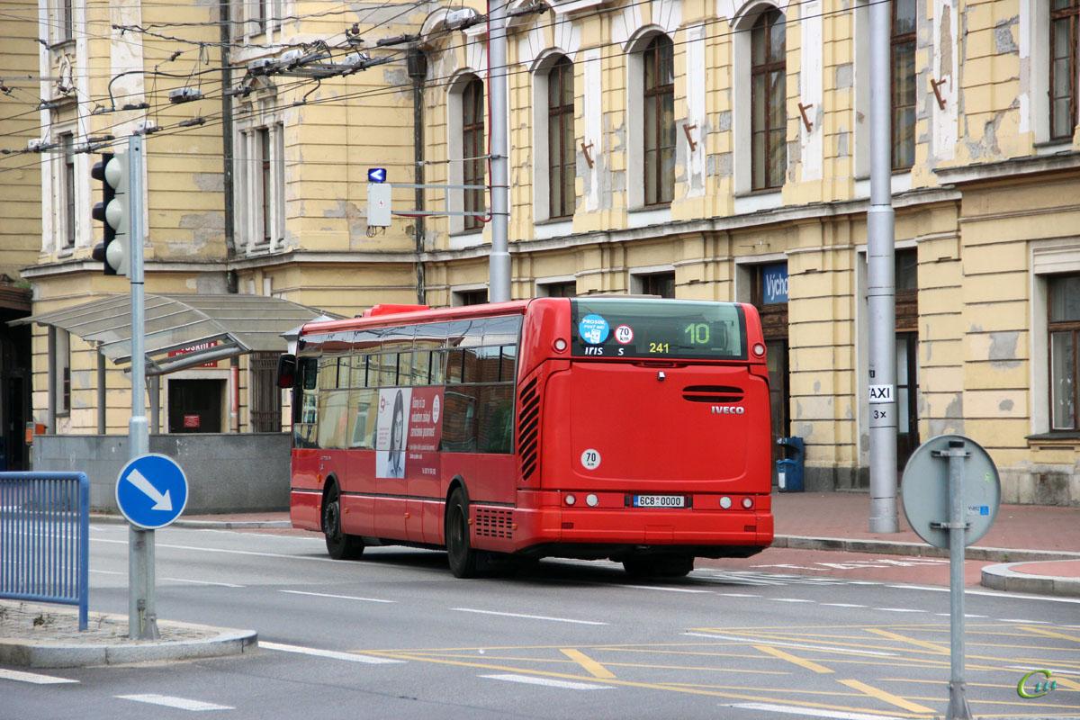 Ческе-Будеёвице. Irisbus Citelis 12M 6C8 0000