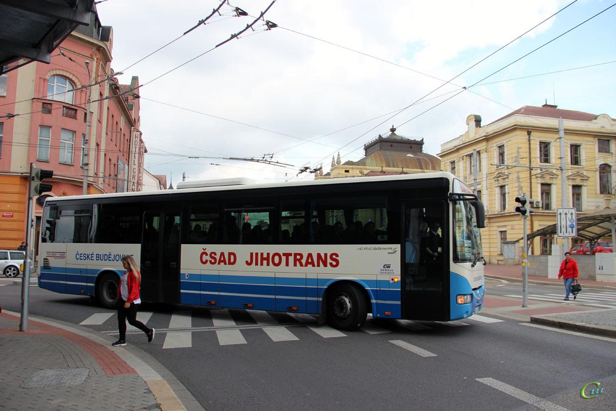 Ческе-Будеёвице. Irisbus Crossway 12.8M 6C5 5513