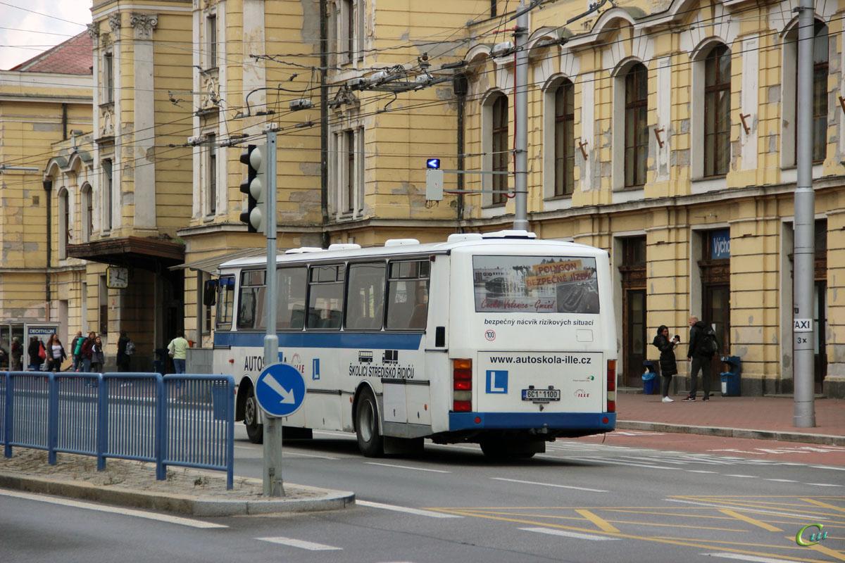 Ческе-Будеёвице. Karosa C934 6C1 1100