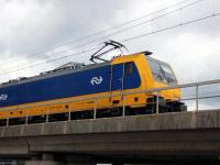 Амстердам. Bombardier Traxx F140 MS2 № 186 034