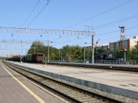 Астрахань. Станция Астрахань I
