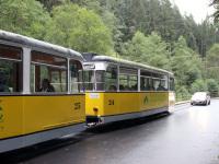 Бад-Шандау. Gotha B2-62 №24, Gotha B2-64 №25