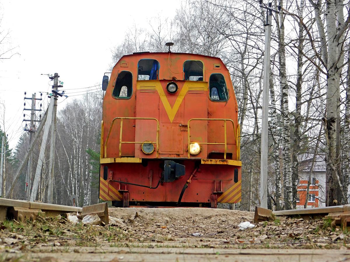 Кондрово. ТГМ23В48-1117