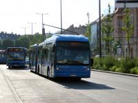 Будапешт. Van Hool New AG300 MUU-903