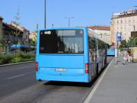 Будапешт. Volvo 7000 NCZ-566