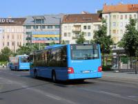 Будапешт. MAN A21 Lion's City NL283 MRZ-370