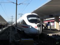 Вена. ICE T-411 071