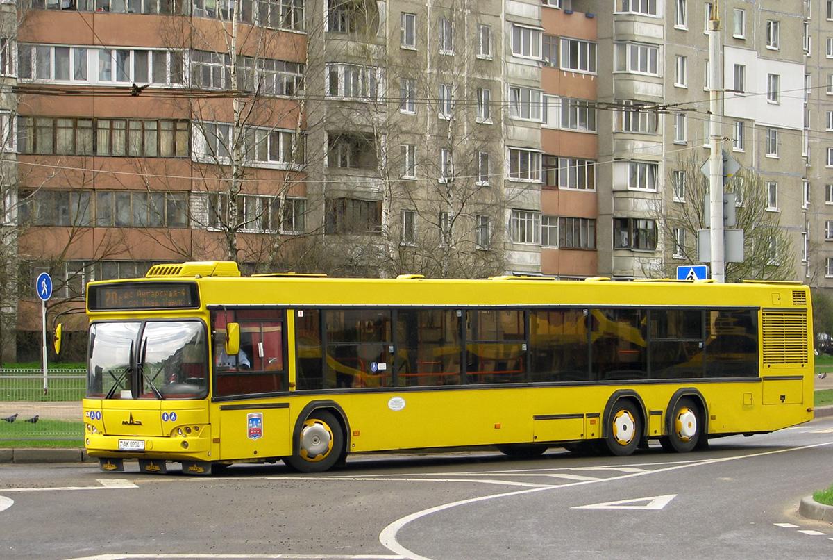 Минск. МАЗ-107.468 AK0204-7