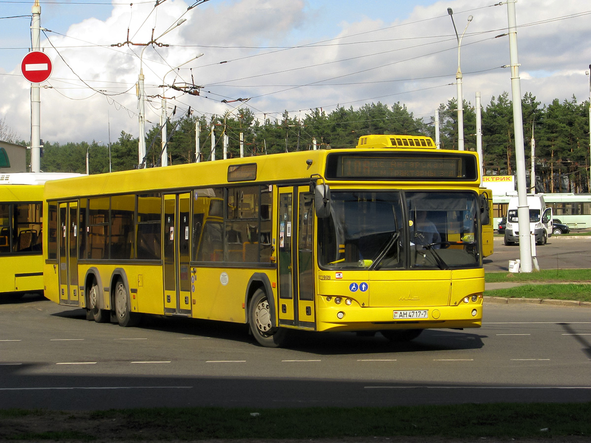 Минск. МАЗ-107.468 AH4717-7