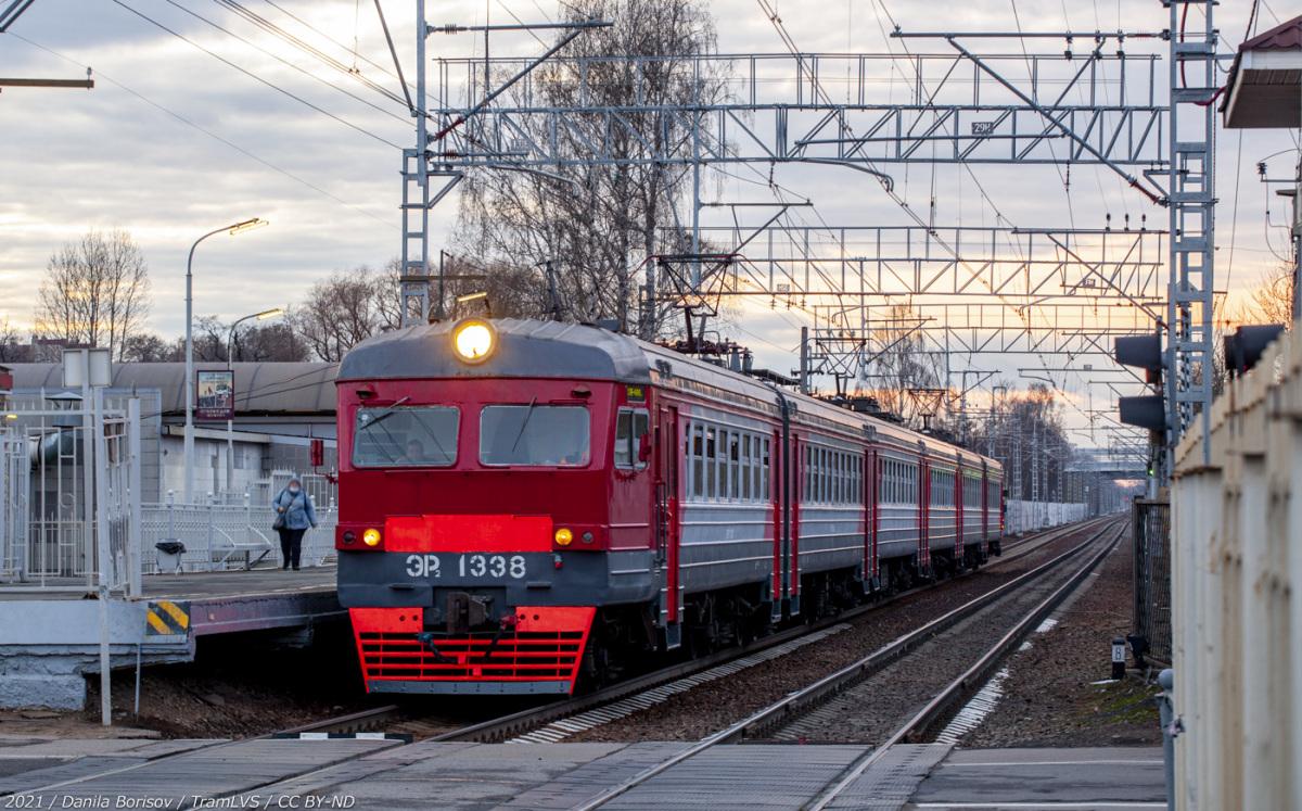 Санкт-Петербург. ЭР2-1338