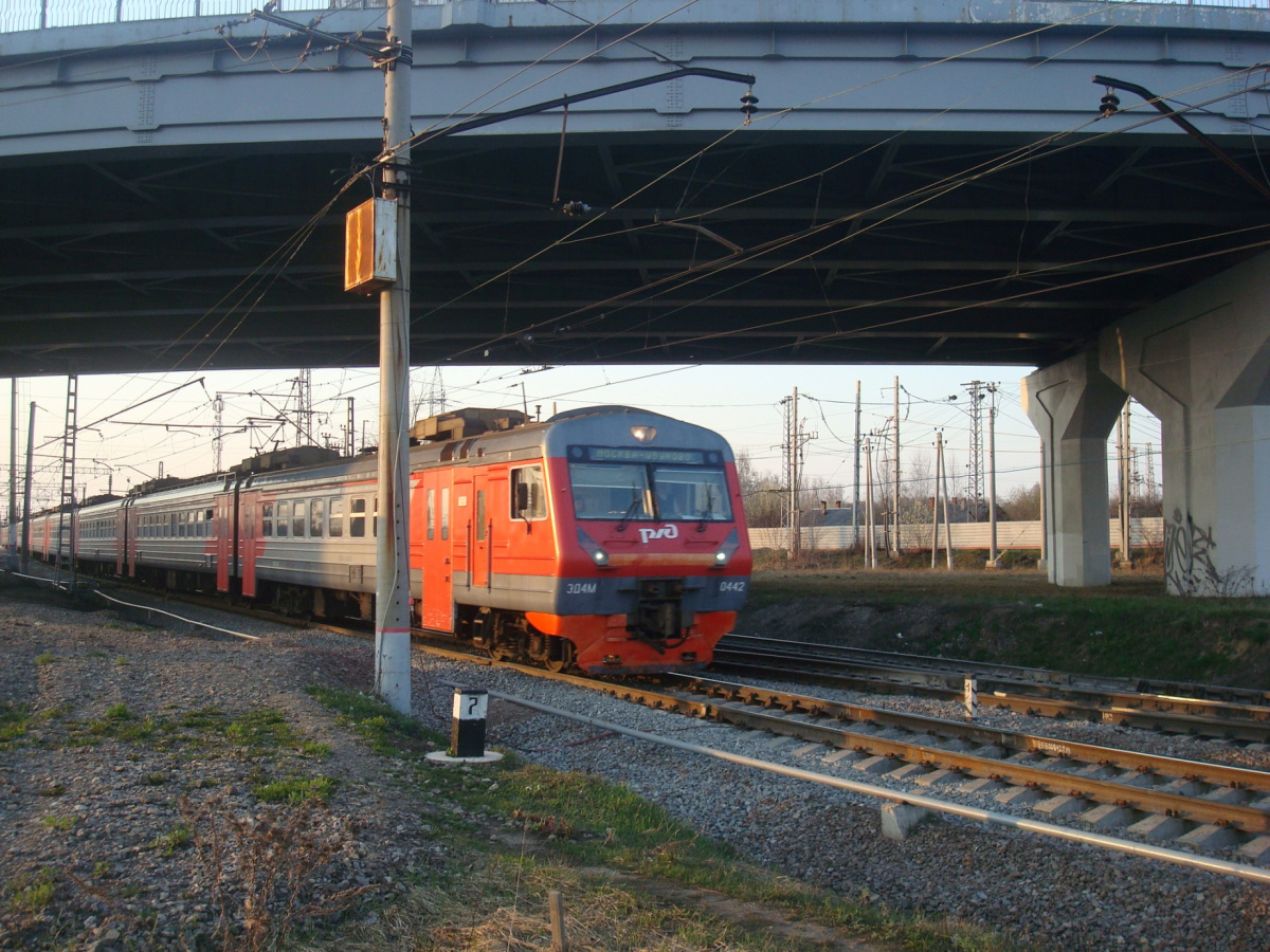 Ступино. ЭД4М-0442