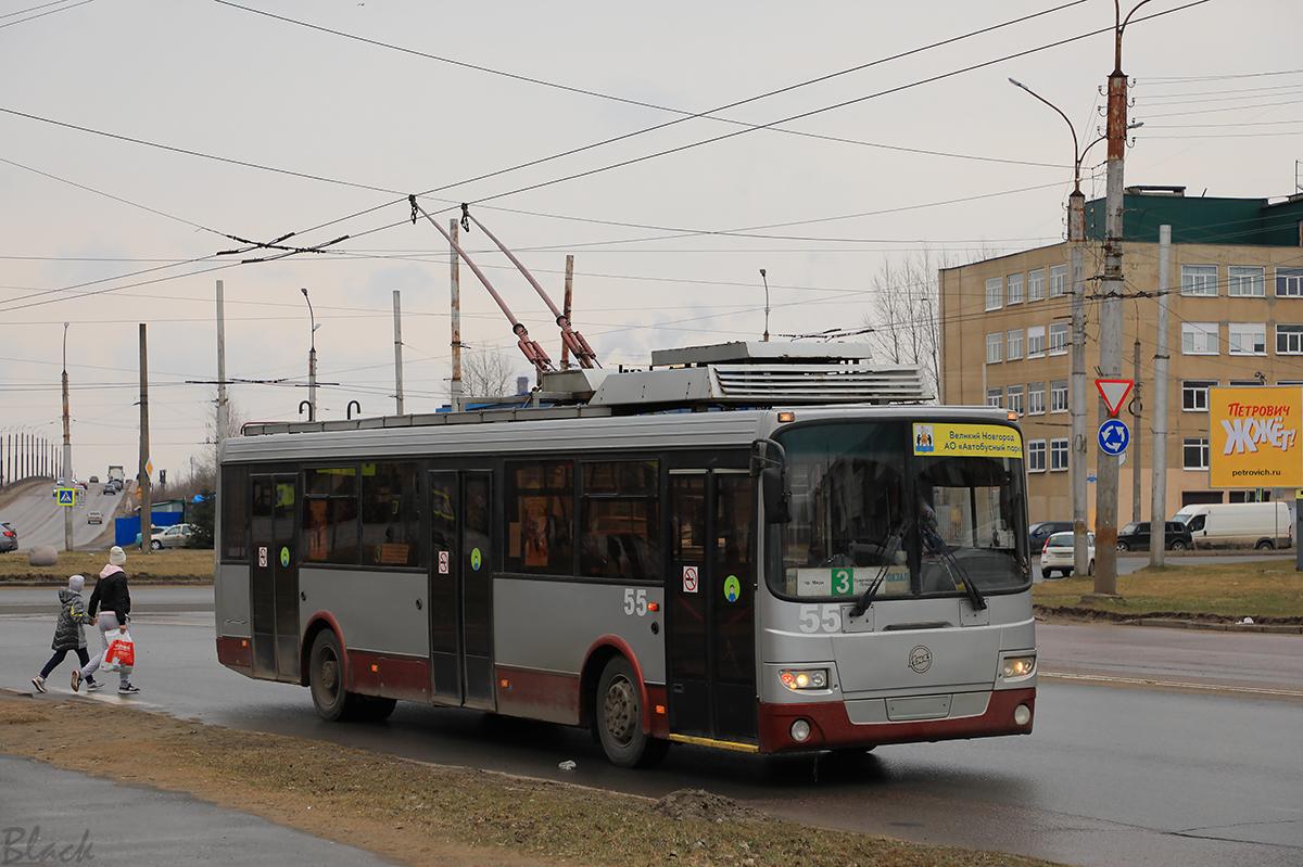 Великий Новгород. ВЗТМ-52803 №55