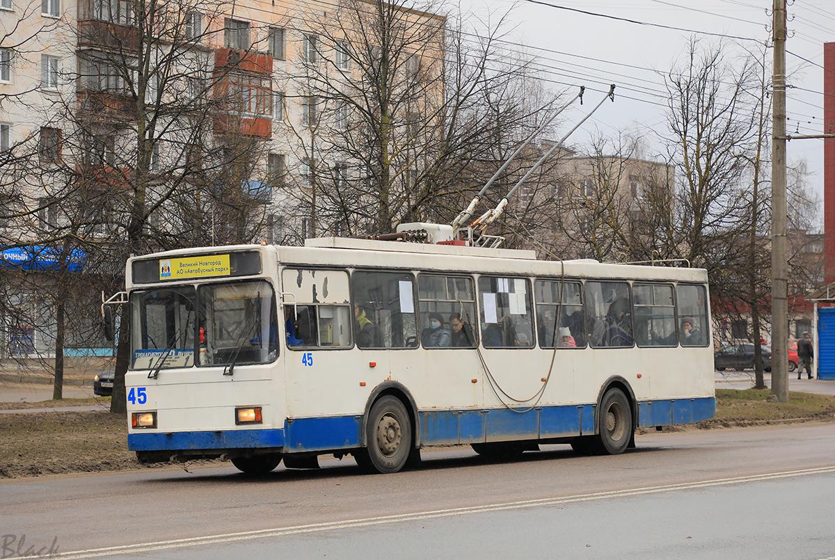 Великий Новгород. ВМЗ-5298.00 (ВМЗ-375) №45