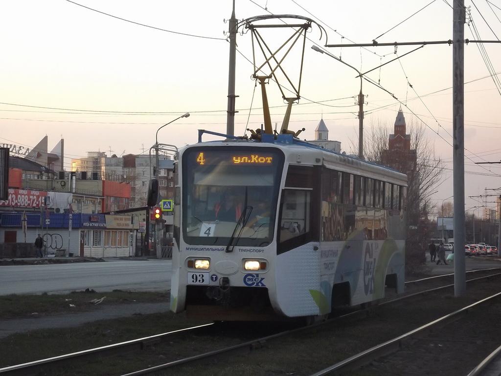 Омск. 71-619А (КТМ-19А) №93