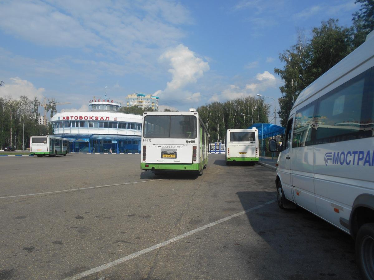 Ступино. ЛиАЗ-5256.25 вв360, ЛиАЗ-5256.25 вк894, ЛиАЗ-5256.25 вк899