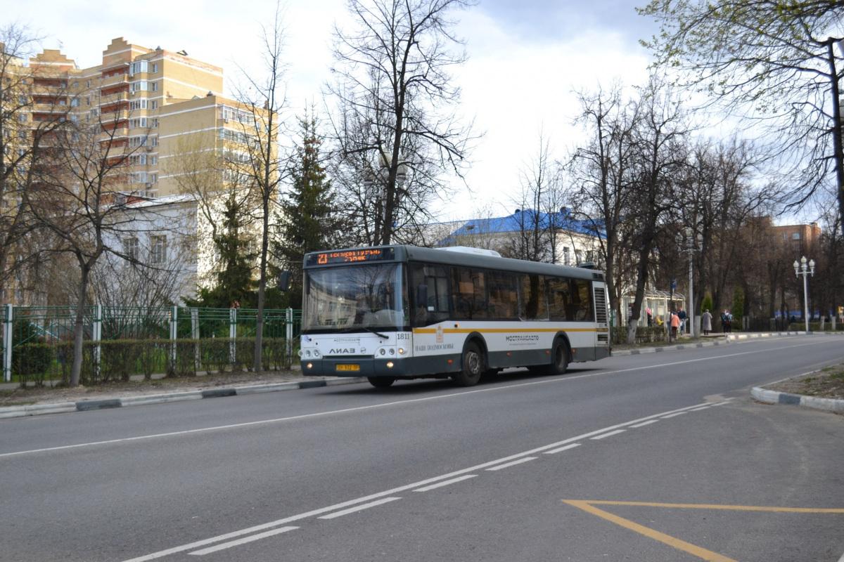 Ступино. ЛиАЗ-5292.60 (10.5) ер932