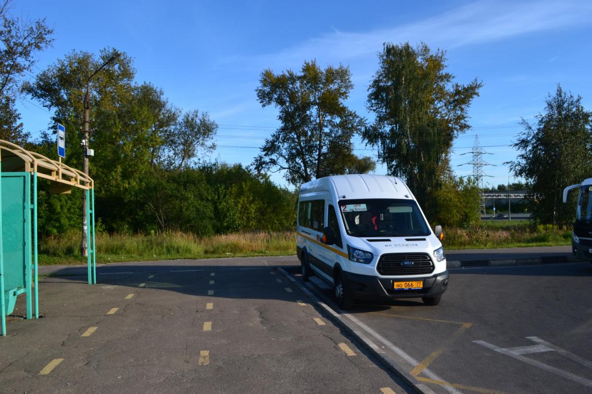 Ступино. Ford Transit FBD но066